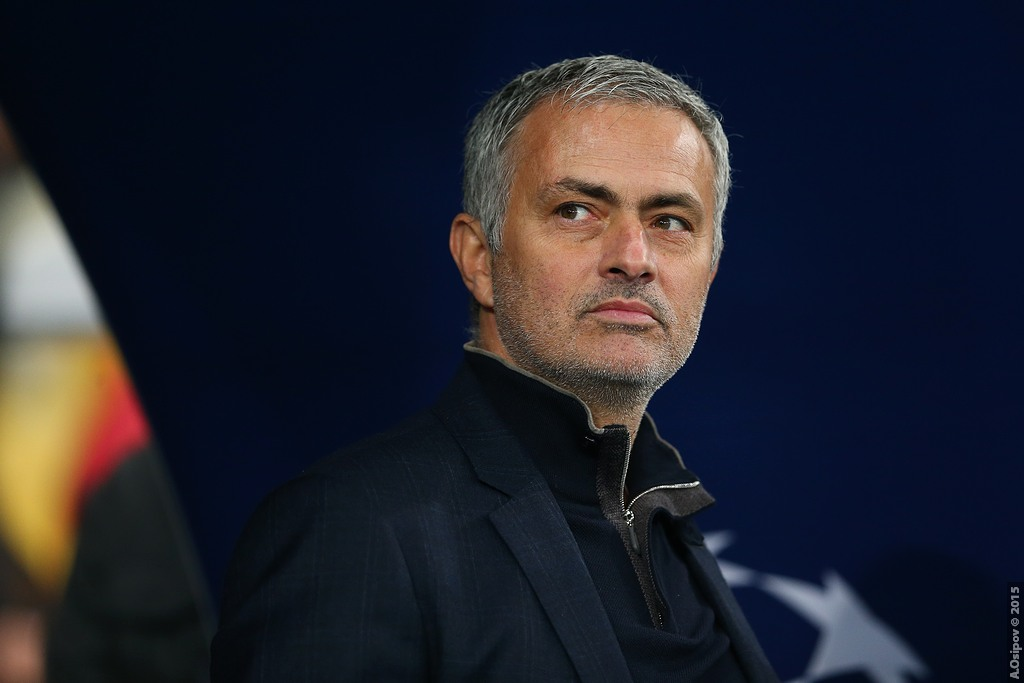 Mourinho named his all-time best XI