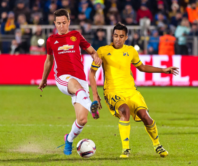 Ander Herrera's salary woes sending him to France