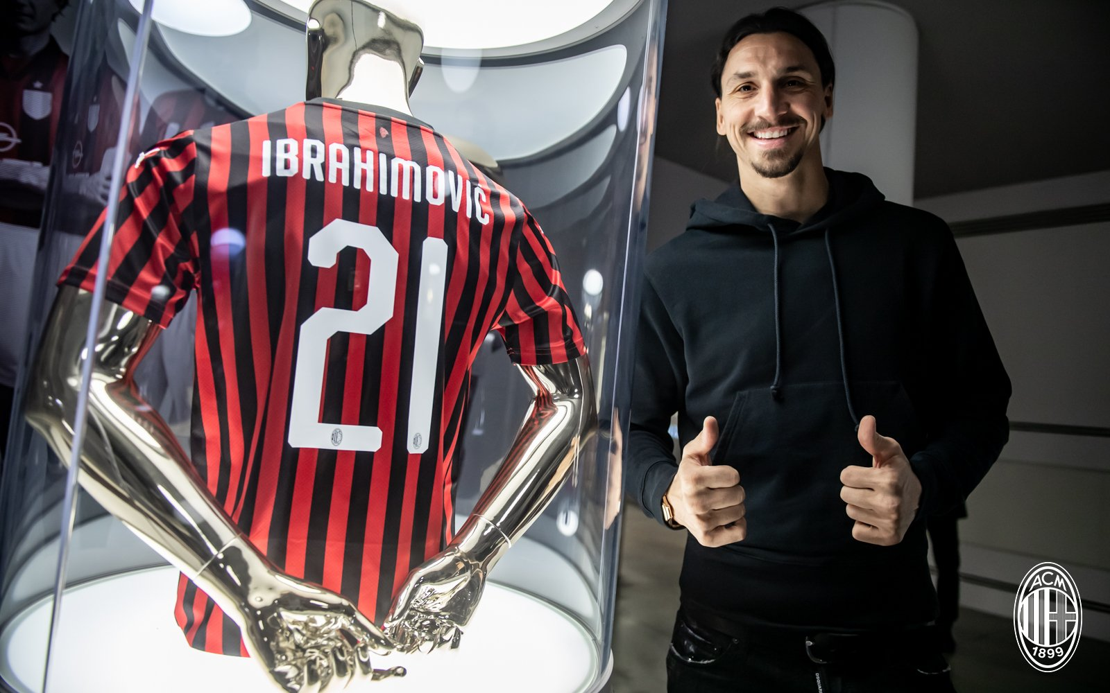 Ibra on negotiations with Milan: I spoke with them more than with my wife