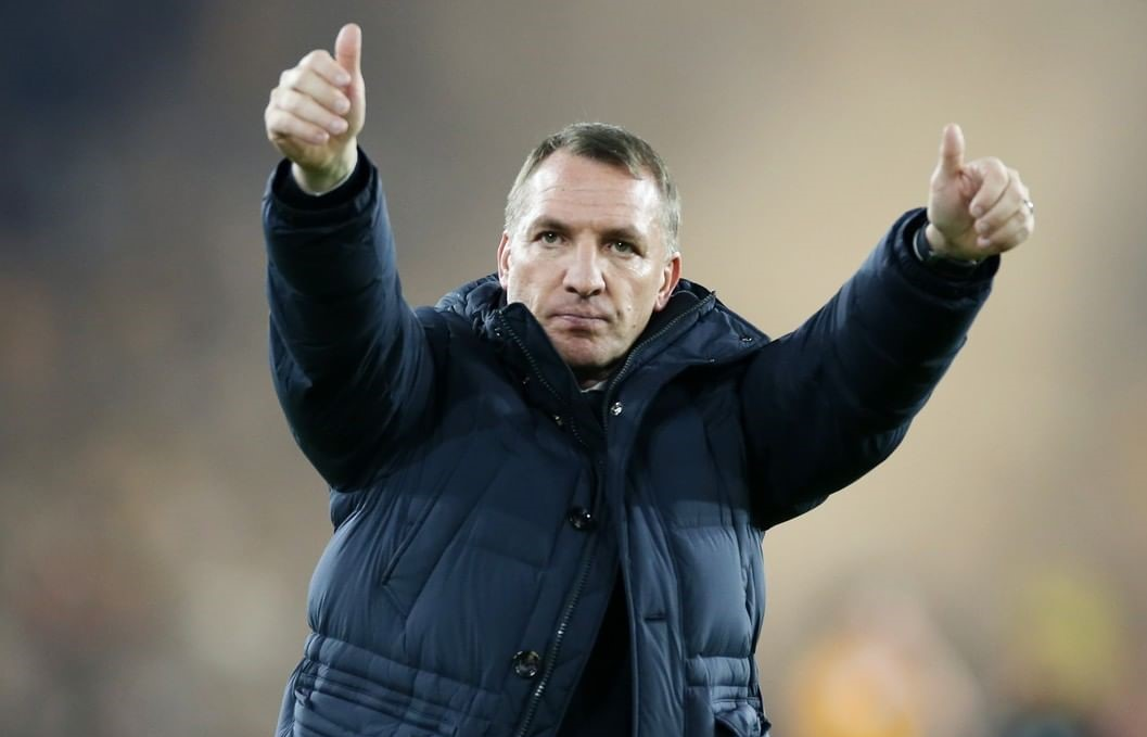 Leicester's point per game haul nearly halved since Rodgers extended his contract
