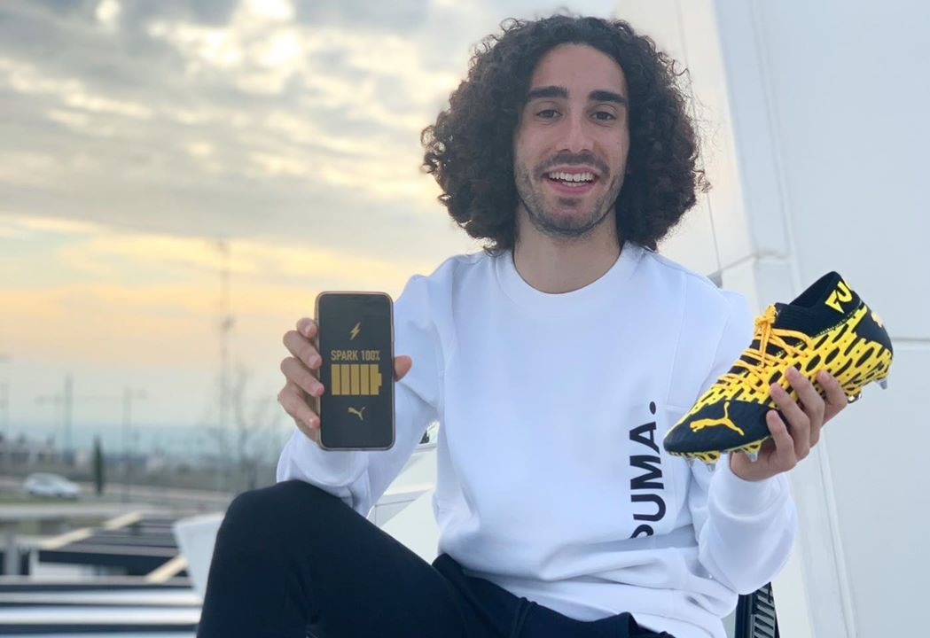 Getafe buys Cucurella from Barca but Atletico, Spurs, and others are already lurking