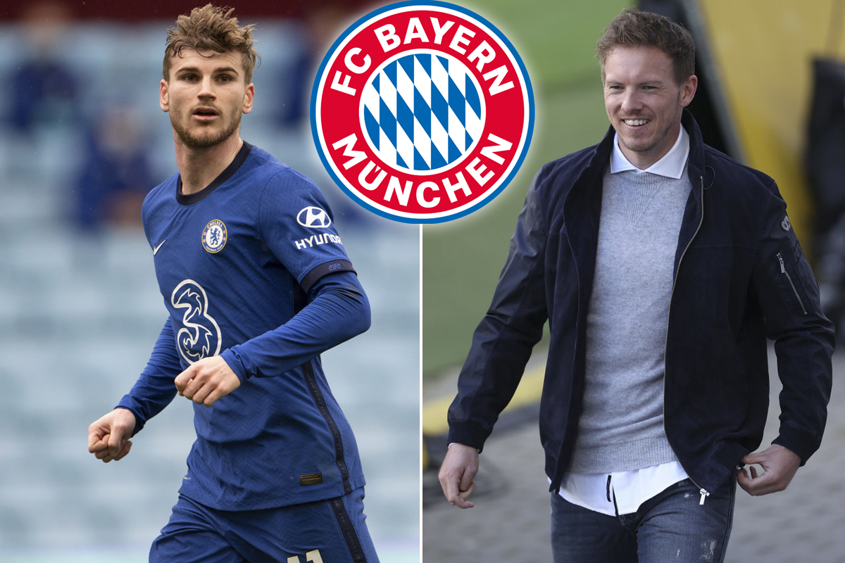 Werner curse continues but despite his scoring woes, he might land a huge Bayern move?