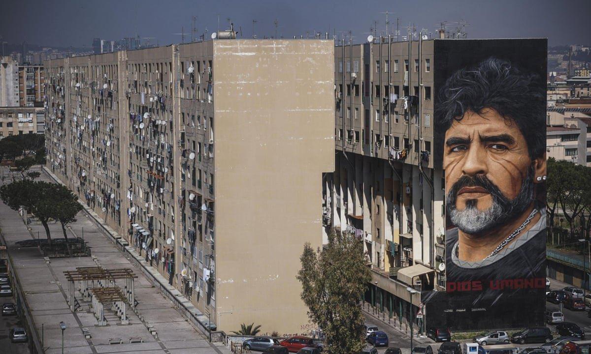 Diego Armando Maradona dies age 60, Napoli to rename their stadion in his honour