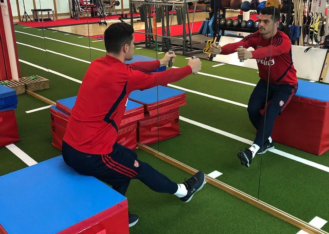 Arteta: I convinced Granit Xhaka to stay at Arsenal