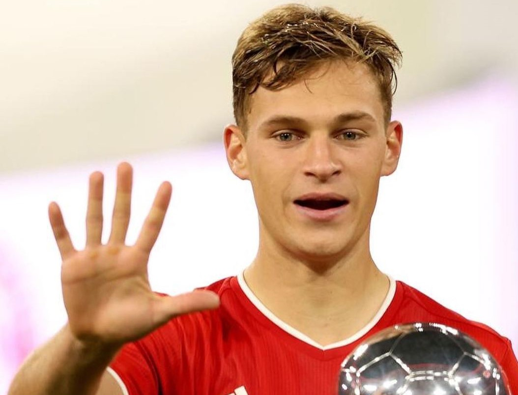 Kimmich successfully operated, the return sooner than first feared