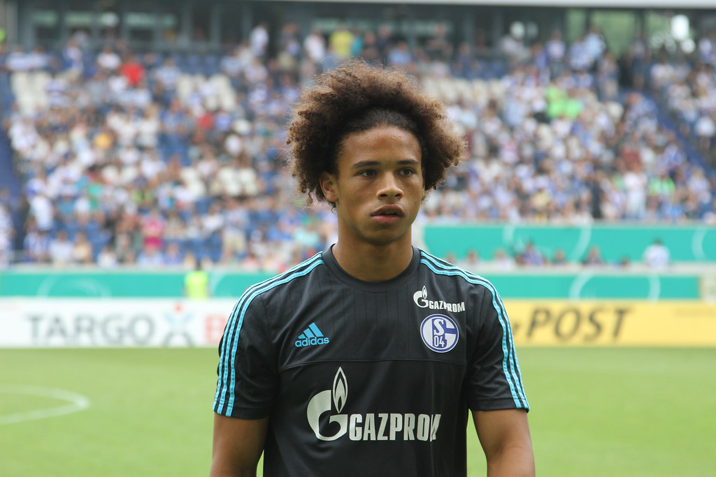 Bayern finally got their target as Leroy Sane signs from Man City