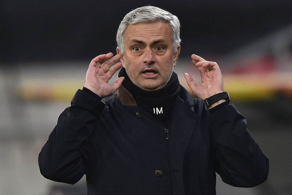 Mourinho goes in hard on people who state some players simply don't fit into some systems