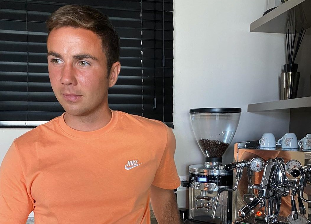 Gotze: I don't want to retire before having won the Champions League at least once