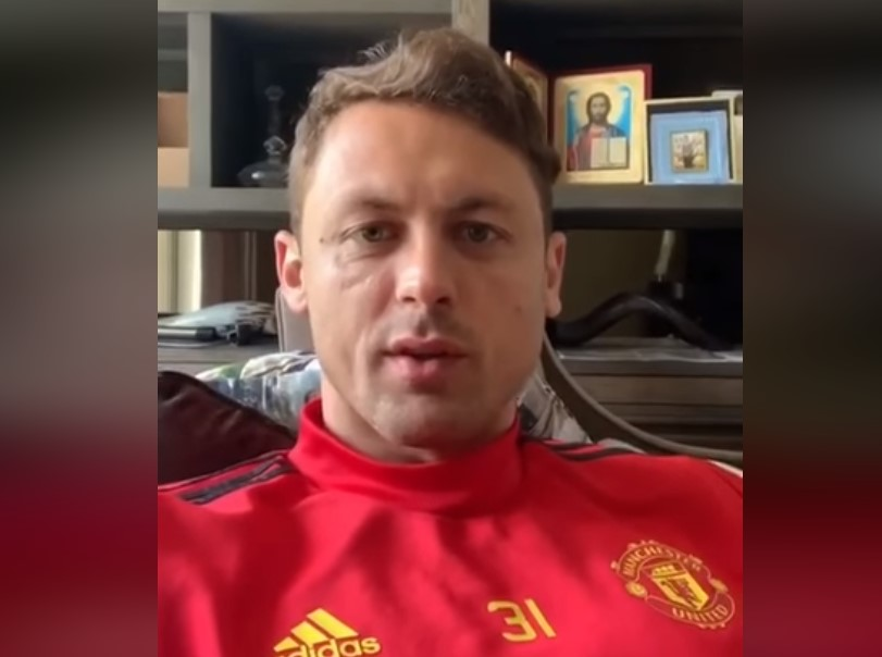 Matic: United's youngsters need to concentrate against 'small' teams too