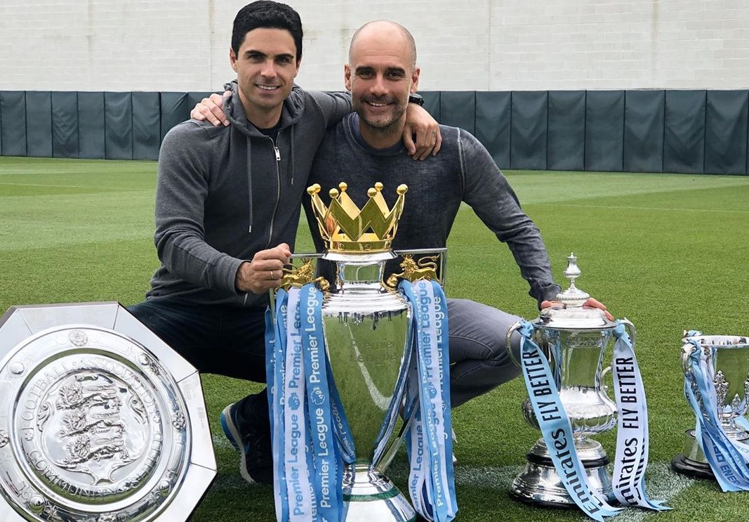 Arteta: You can become addicts to winning
