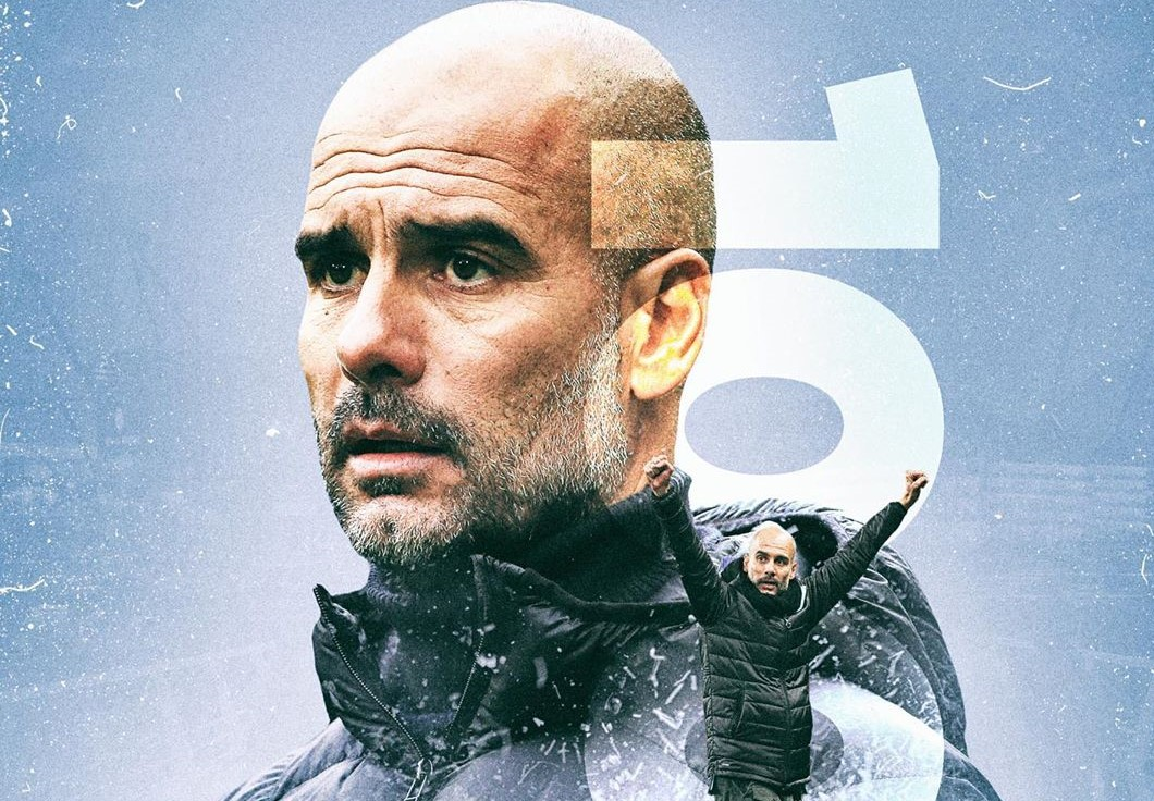 The Second One? Guardiola passes Mourinho as the fastest manager to 100 PL wins