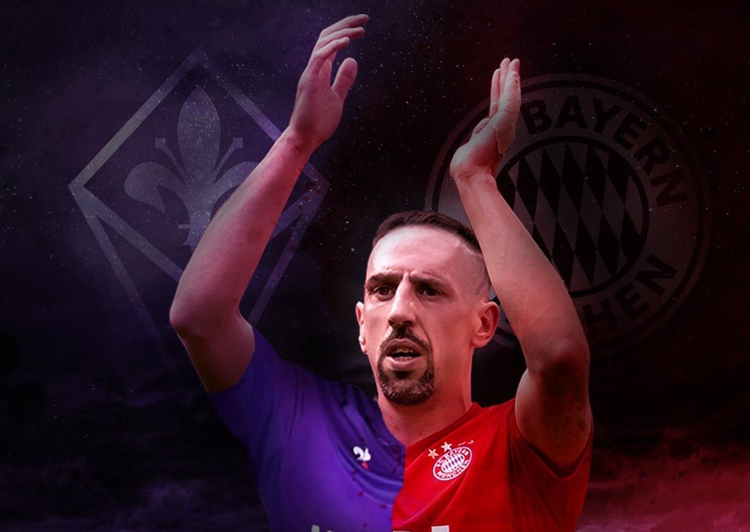 Fiorentina's gamble isn't paying off: Ribery out for another month