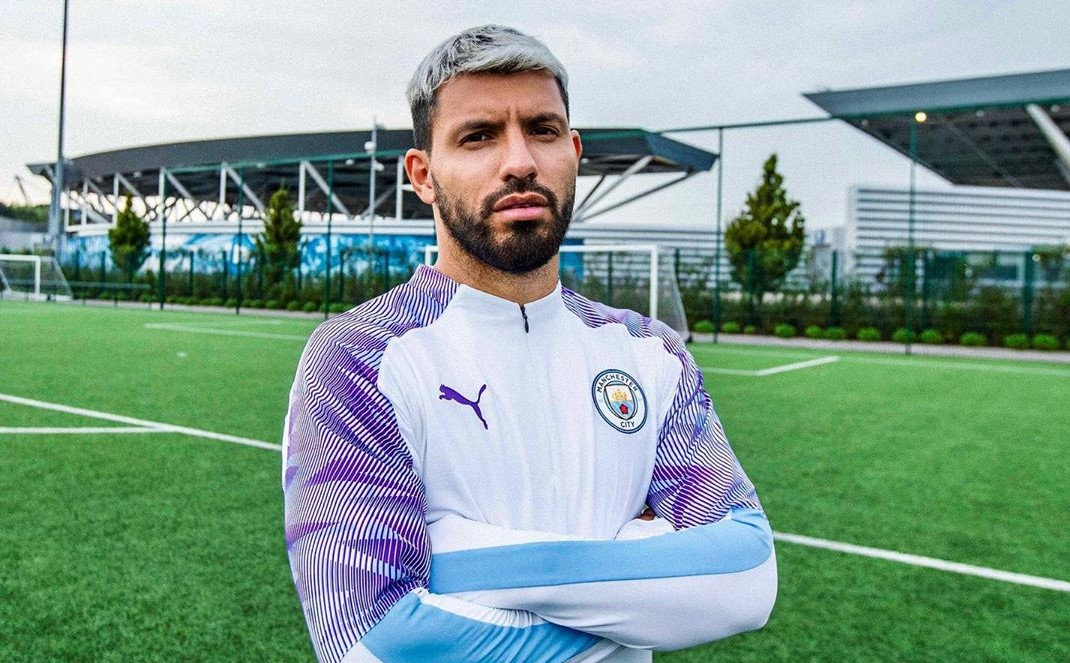 Sergio Aguero becomes the top-scoring foreign player in Premier League history