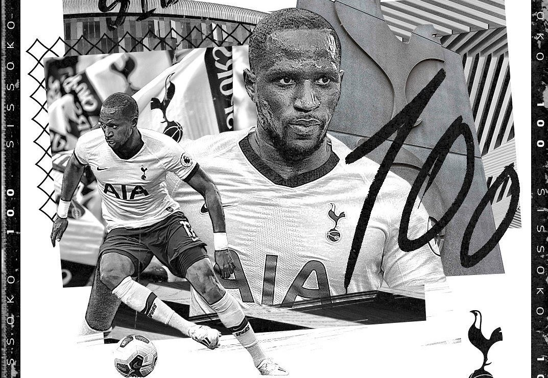 Big setback for Tottenham as Sissoko is out for three months!