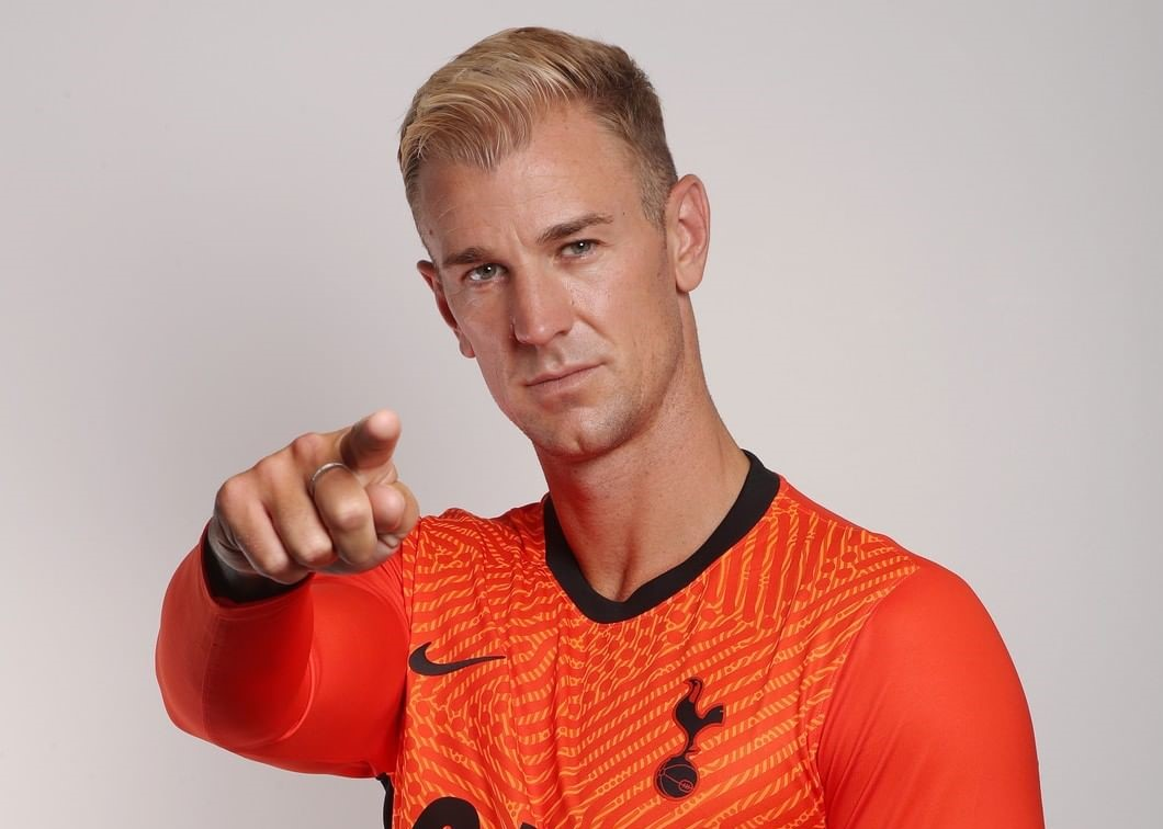 Spurs will have the best goalie backup in England: Joe Hart joins Tottenham