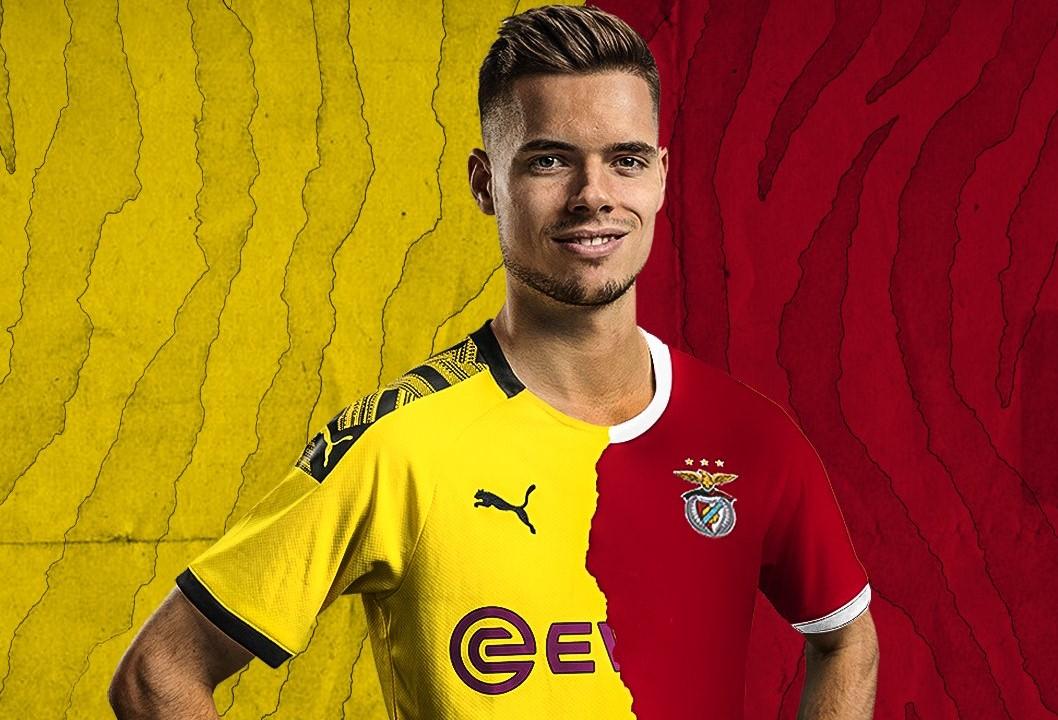 Benfica buys Julian Weigl from Borussia Dortmund