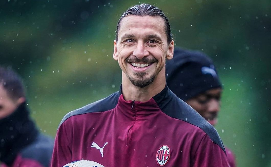 Milan players and manager exuberant over Ibrahimovic's arrival