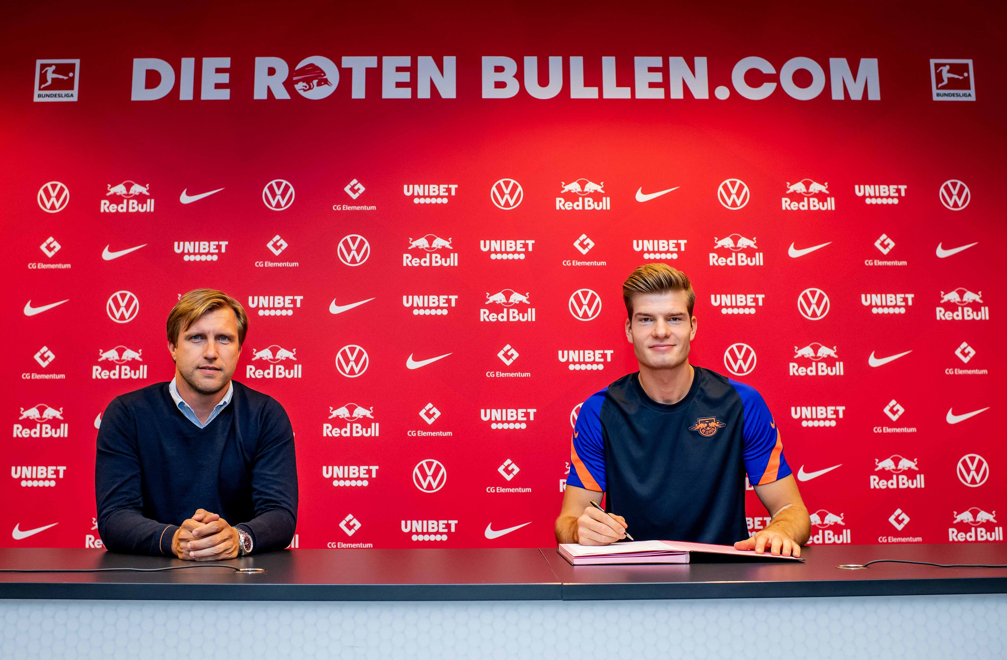 Werner's replacement is secured, another top Norweigan talent steps up