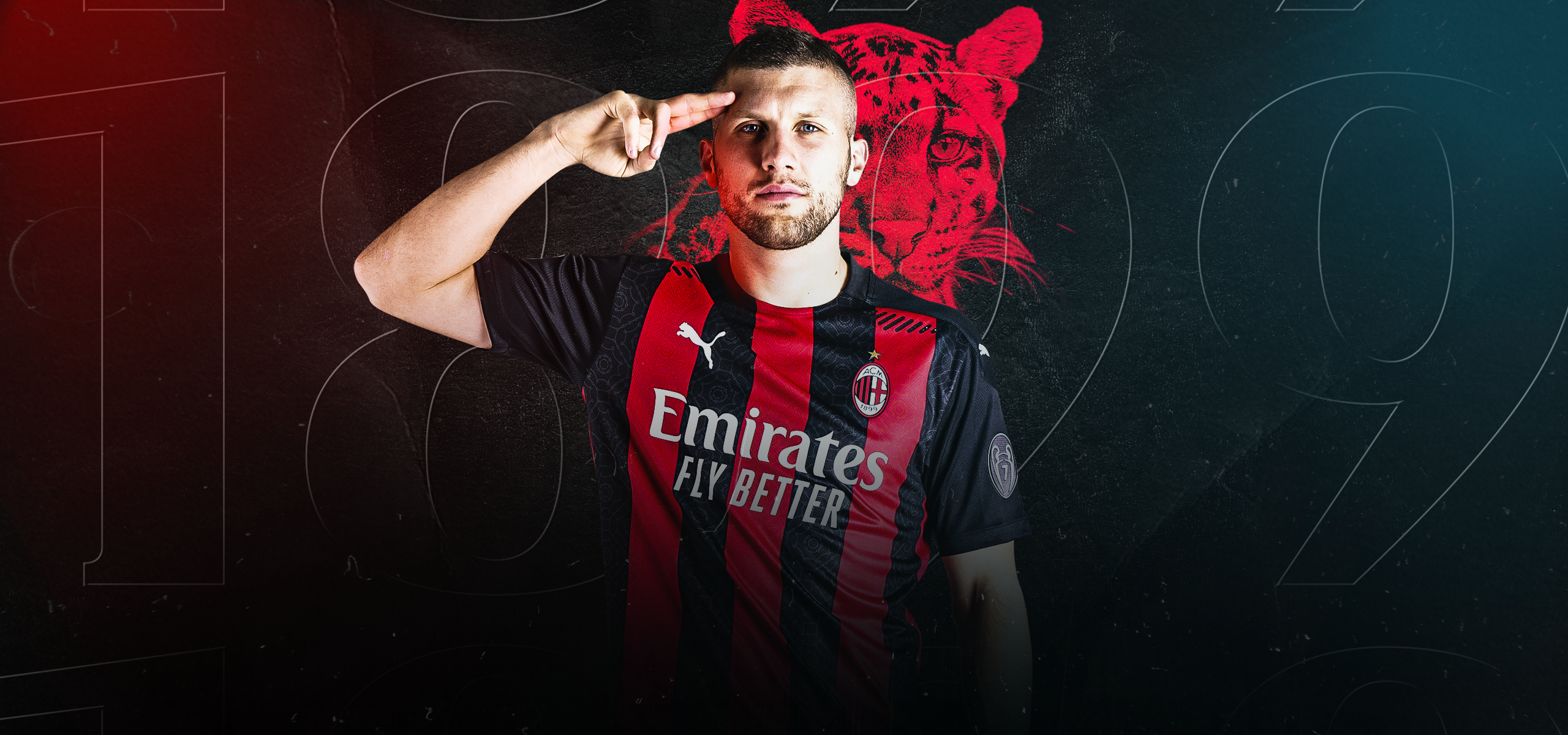 Ibra will lead, Rebic will power the new Milan charge