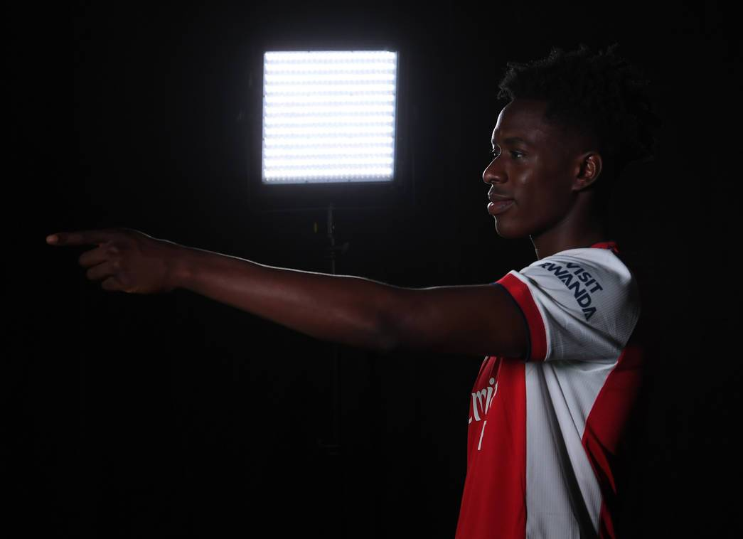 Arsenal get their second signing of the season, a Belgium U21 player for €20,000,000