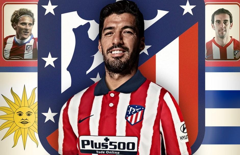 Unthinkable a few months ago is now official: Suarez joins Atletico