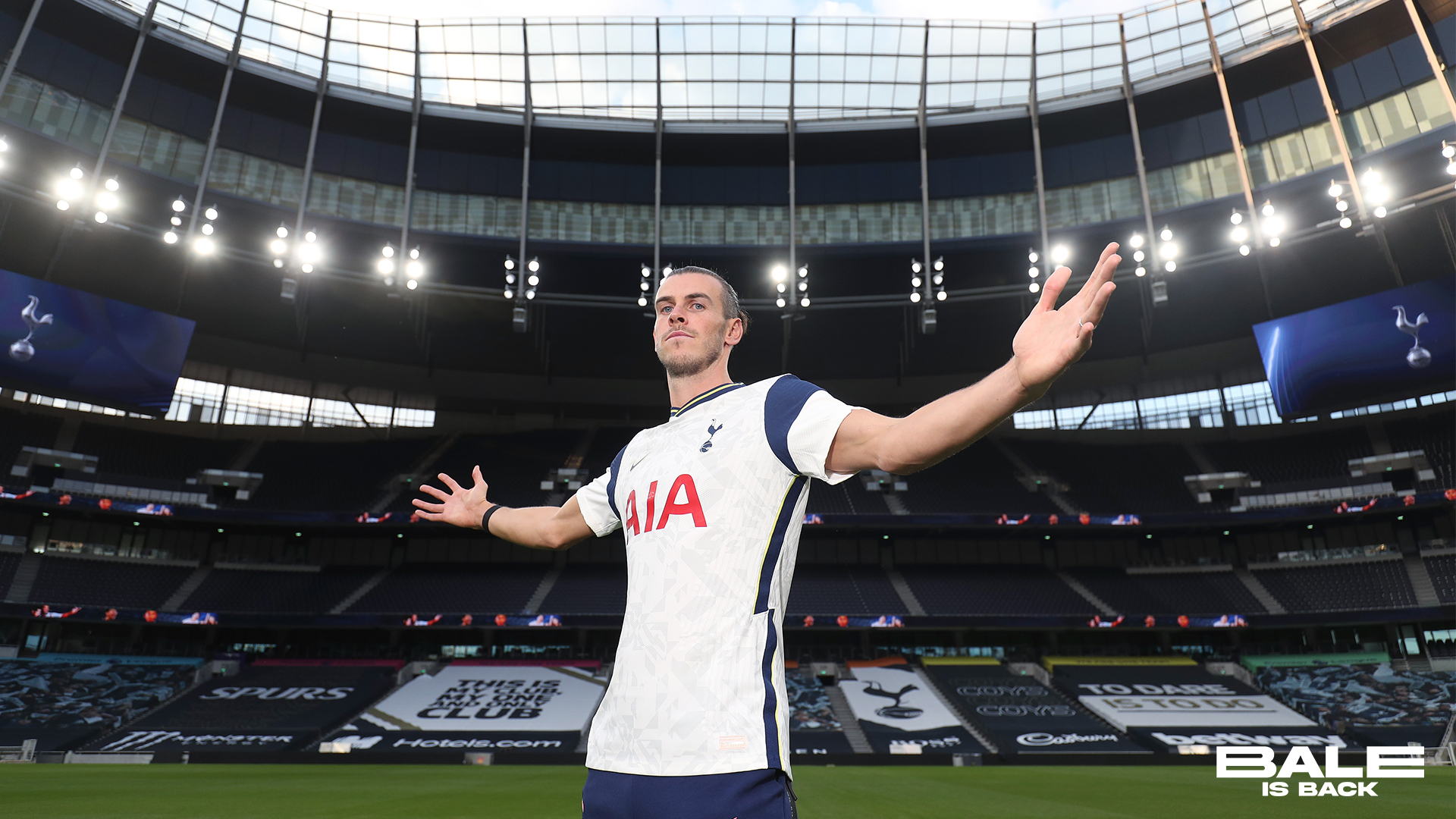 Bale: I have that winning mentality, I want to bring it to Tottenham