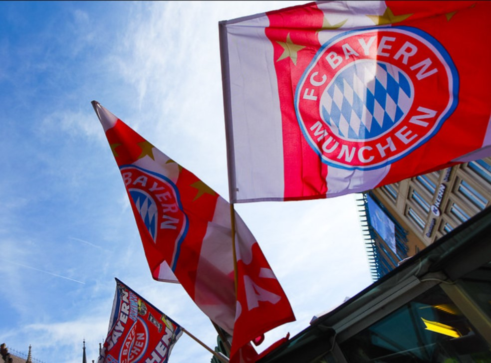 Bayern is two wins away from another Bundesliga trophy
