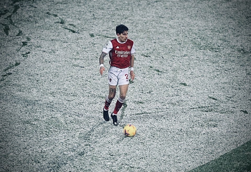 Bellerin wanted to leave last summer and paid the price for extending his Arsenal leave as the market moved on