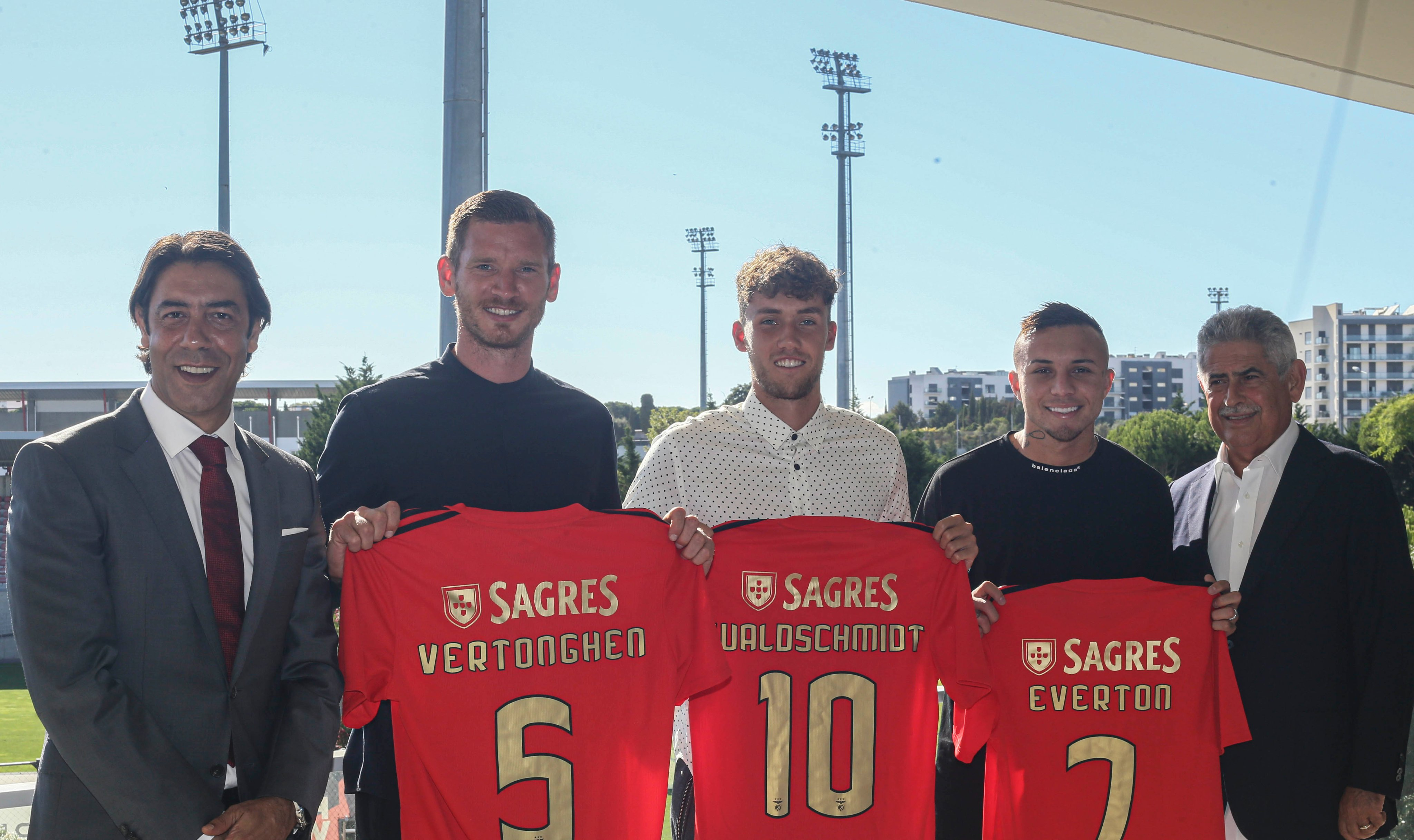 Scary Benfica makes three major moves in one day: Vertonghen, Everton, Waldschmidt!