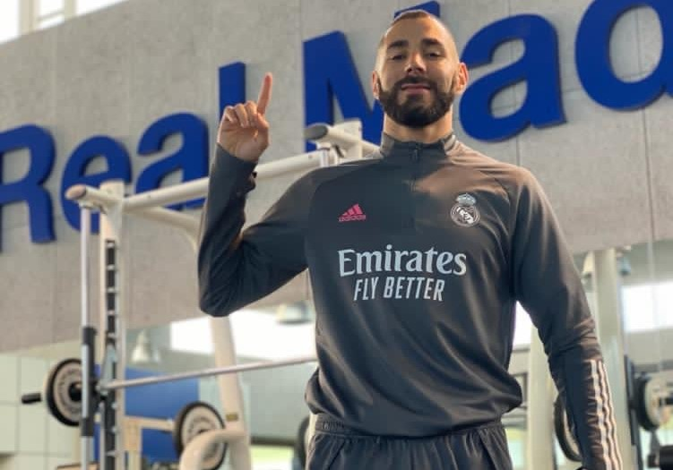 Zidane: Benzema is the best French striker ever