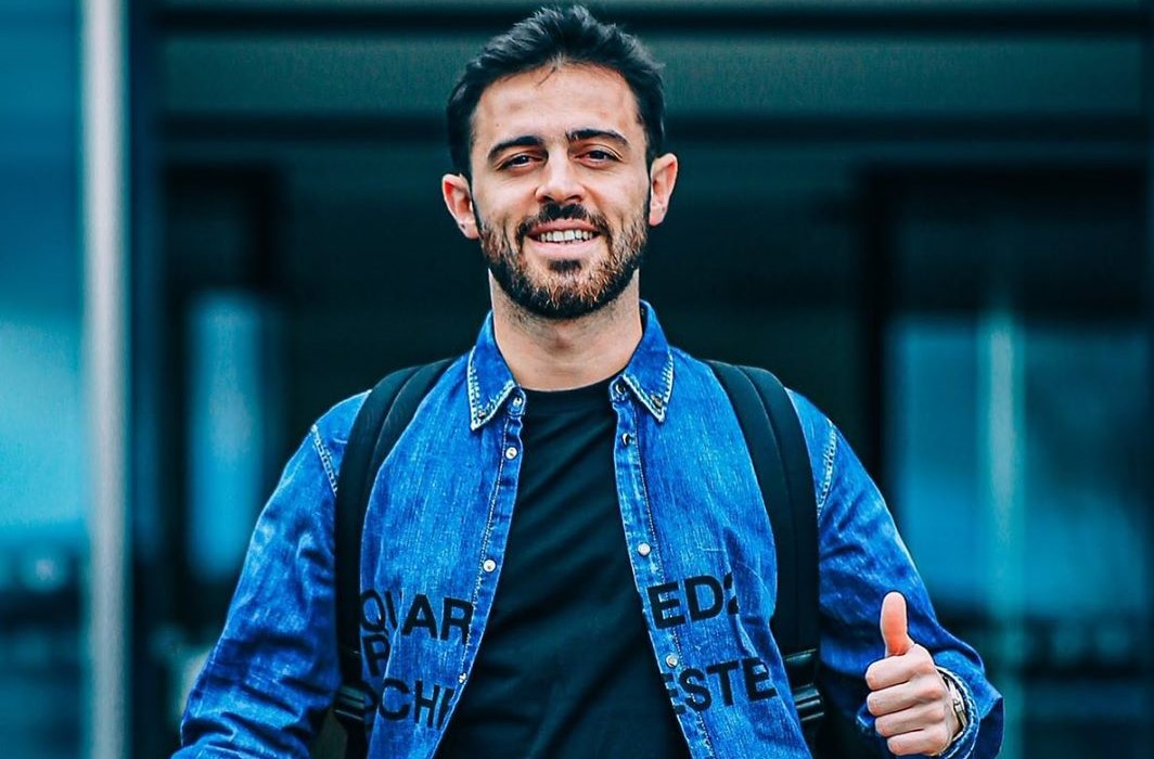 Bernardo Silva: I would like to play with Messi