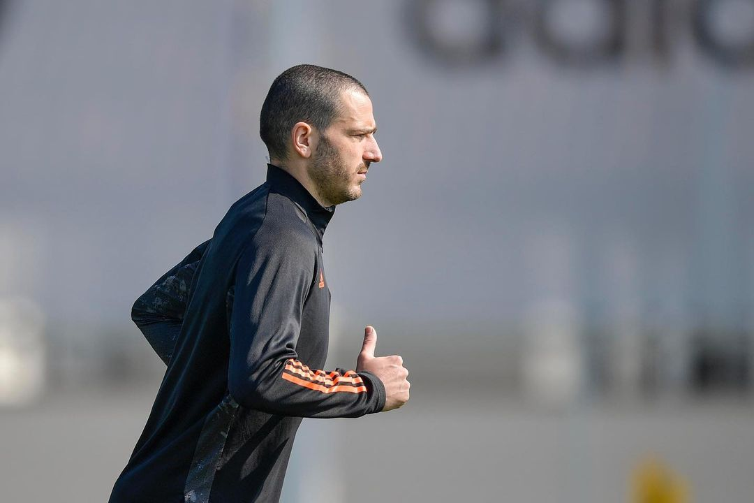 Bonucci: If Juve continues playing only for parts of the games, we learned nothing