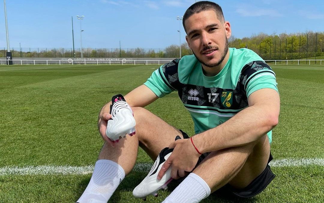 Norwich's Buendia reveals how Messi asked him if wants to play for Spain or Argentina
