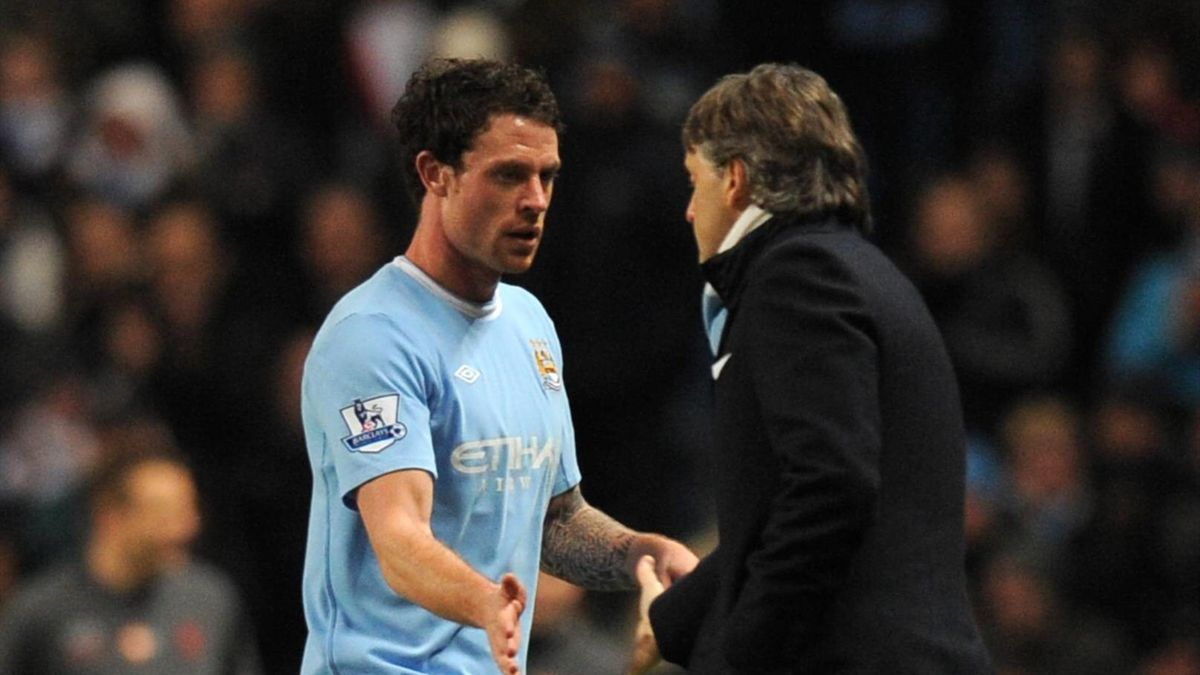 Wayne Bridge on Italy's triumph:  It really hurt me because I hate Mancini, he's also not great tactically