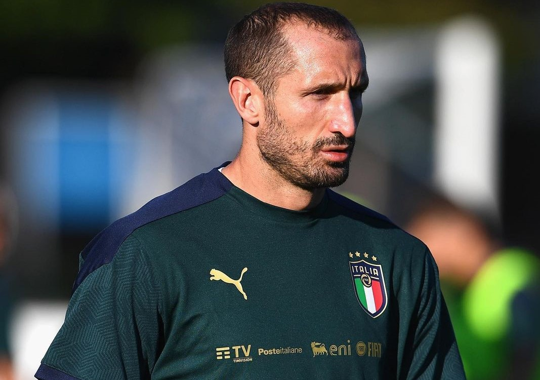 Chiellini: Barzagli and I don't have the quality of Ramos and Van Dijk