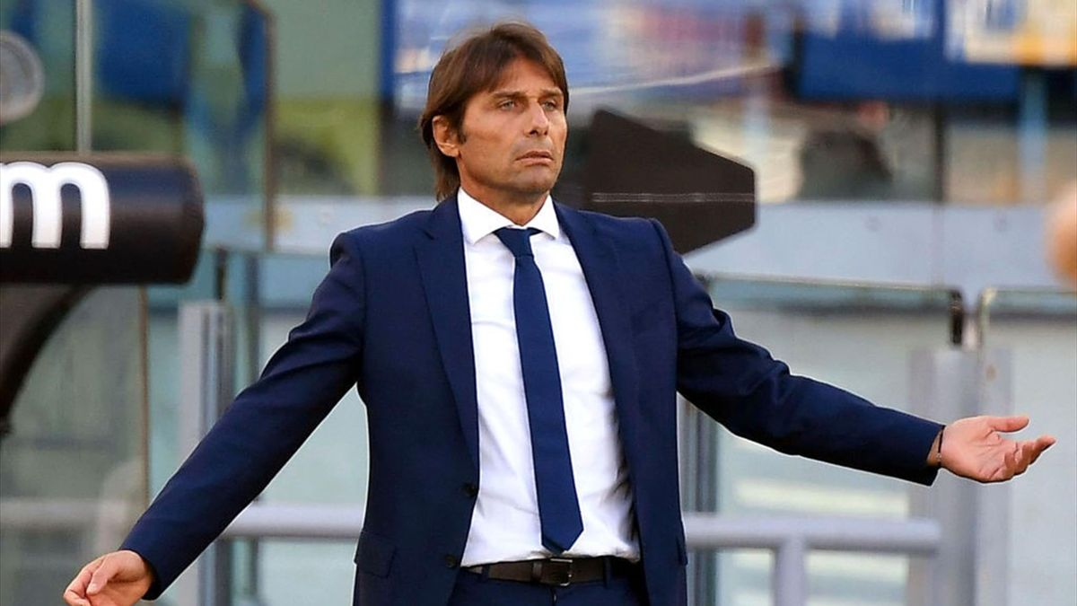 Conte: To accept a project I have to see the light at the end of the tunnel