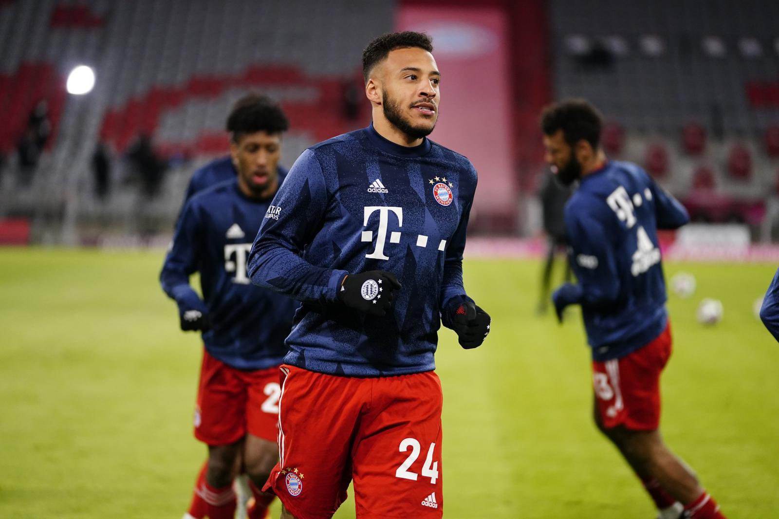 Corentin Tolliso suffers yet another major injury, his third at Bayern