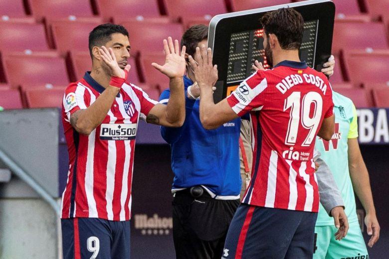 Costa jokes on Suarez's return: He wasn't scoring, the bastard, now I'm back and he scores twice