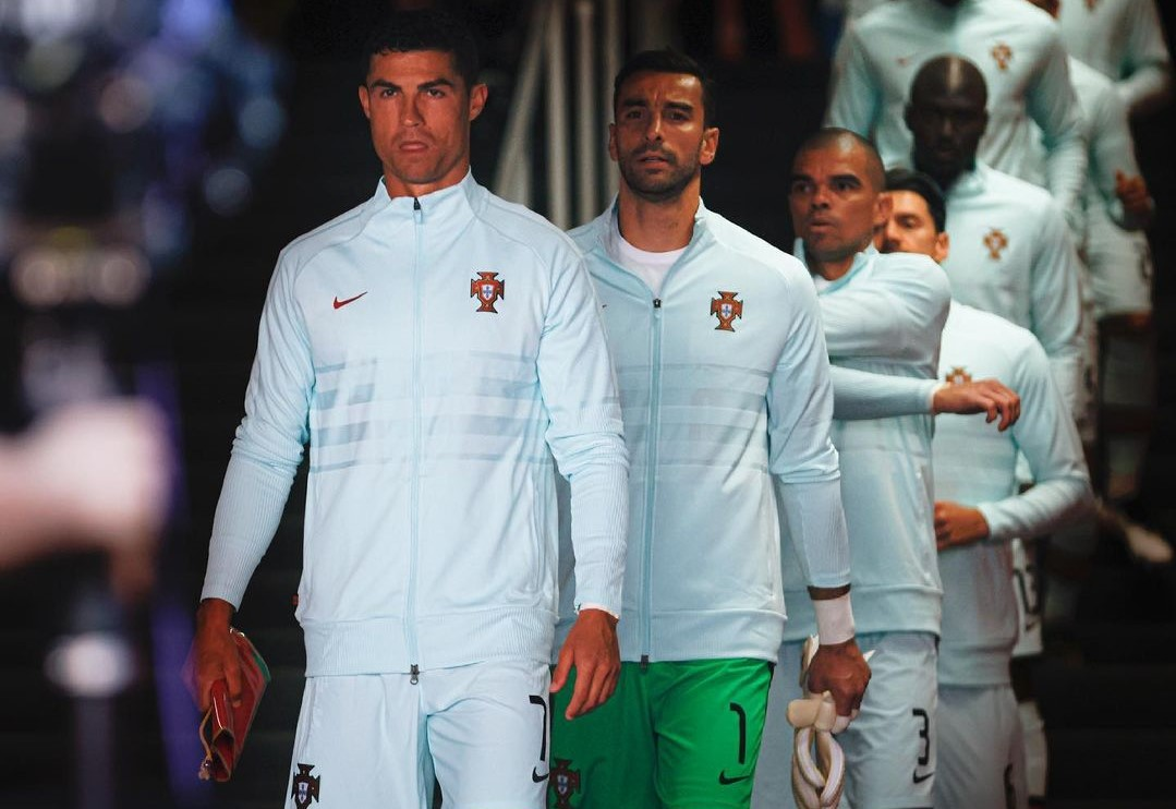 Cristiano Ronaldo: I'm as motivated, or more, than I was back in 2004