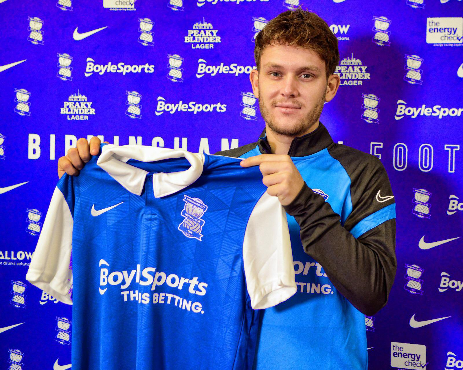 Messi joins City on a free... although it's Croatian Messi and Birmingham City