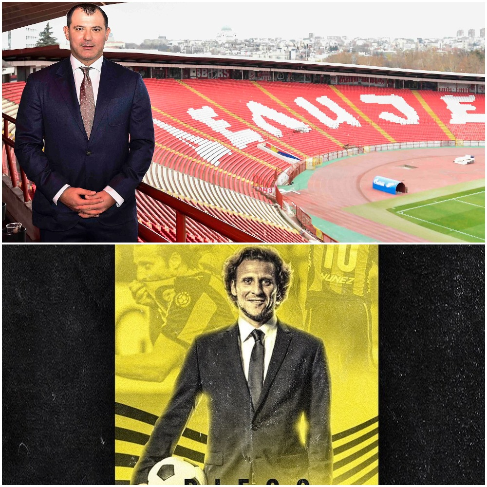 Two football icons take managerial jobs in their home countries