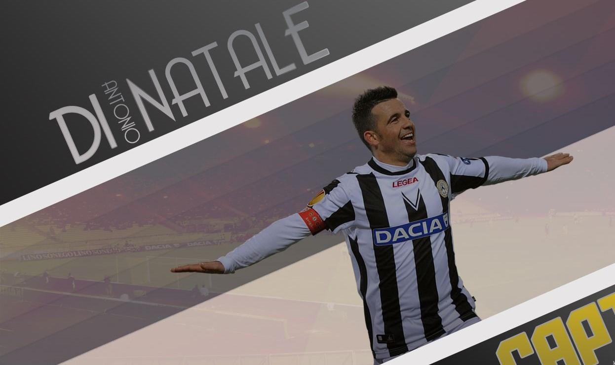 Di Natale is Serie A top scorer in 2010s despite retiring in 2016