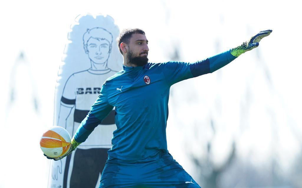 Donnarumma becomes the youngest player with 200 Serie A appearances, taking his namesake's record