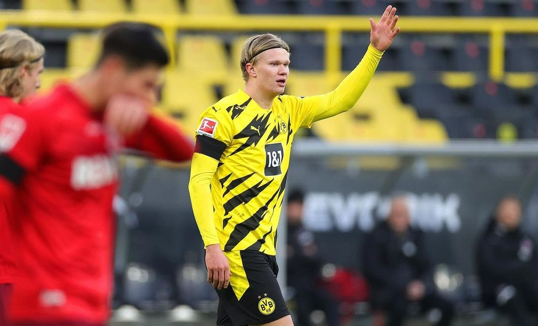 Elring Haaland names seven strikers who he thinks are better than him
