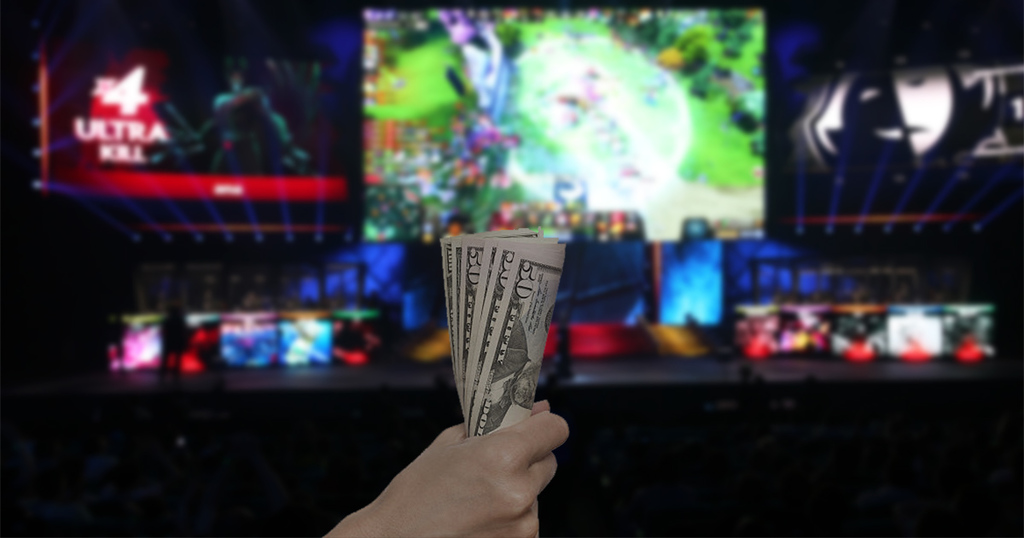 Esports betting: Most popular games and the state of the industry
