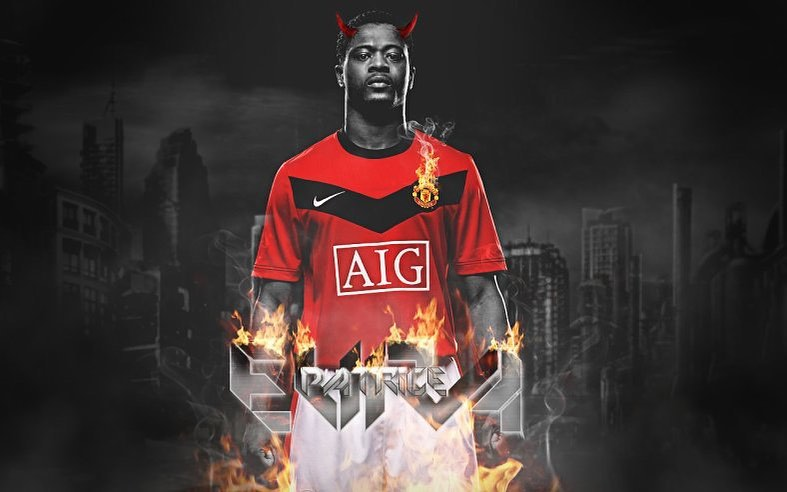 Evra fires at Arsenal: I used to call them my babies, and they are still babies
