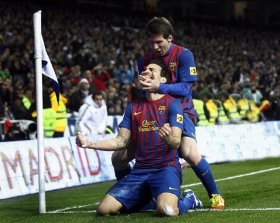 Messi will end his career at Barcelona, says Fabregas