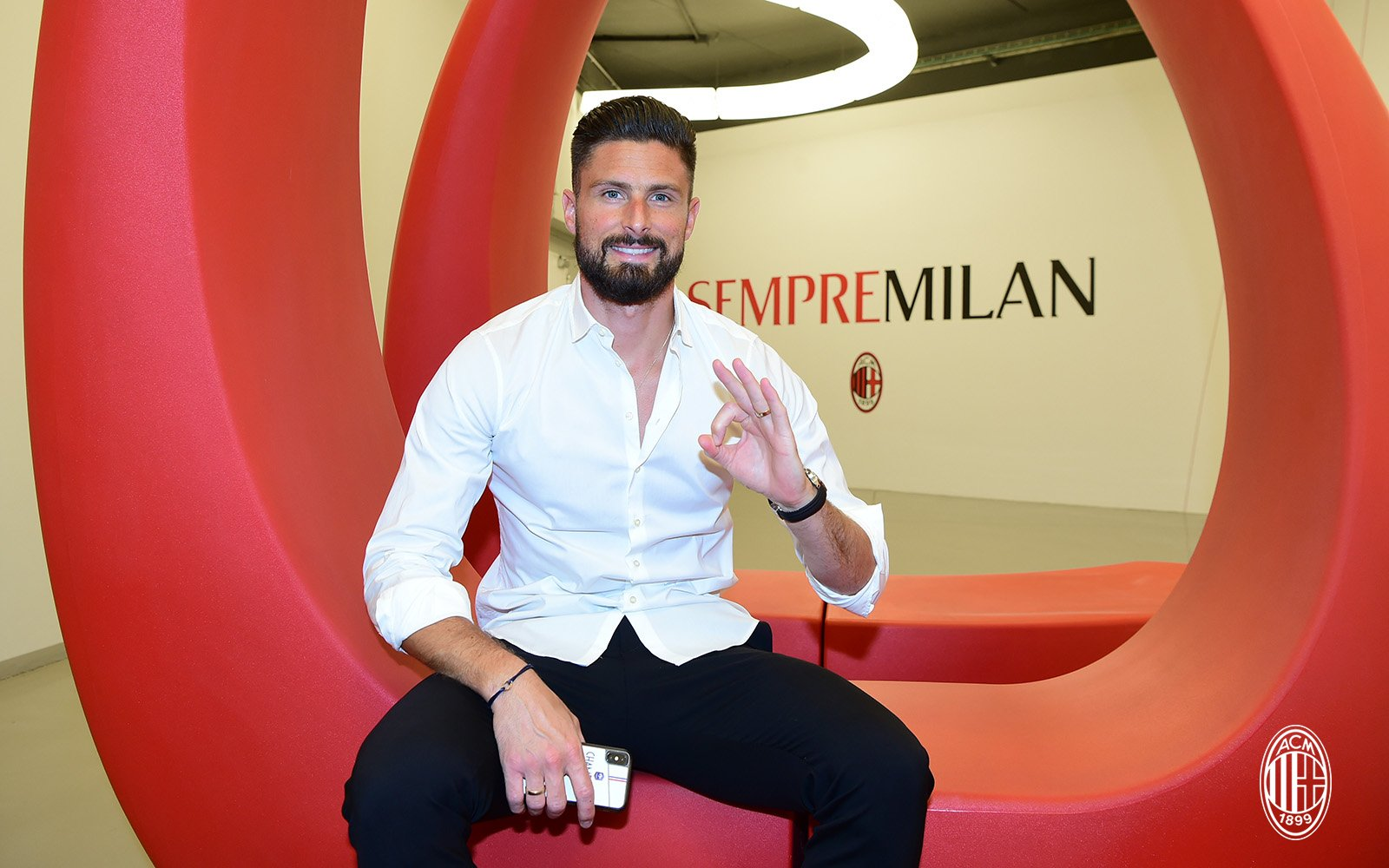 Giroud: I still like a little kid at 35 years old, we'll have fun