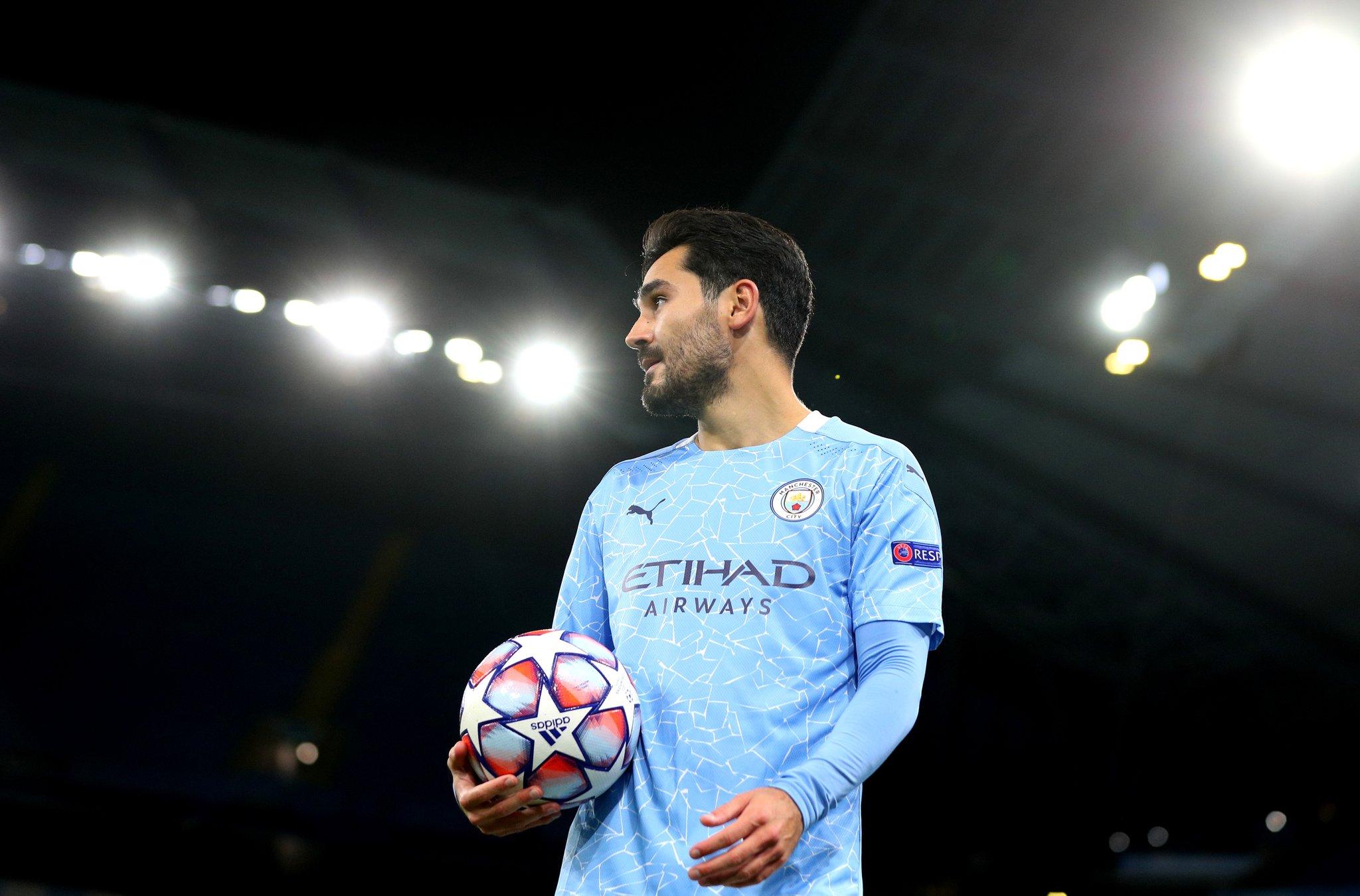 Gundogan: Just because I am scoring goals doesn't mean I am playing better