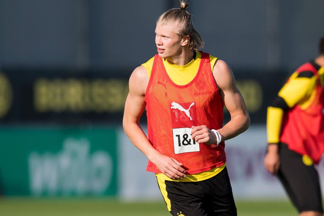 Haaland's agent believes Real and Barca can afford to buy Erling, but can't afford not to